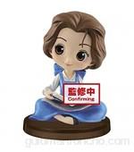 Disney Q Posket Mini Figura de Story of Belle Ver. A 4 cm