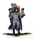 Quantum Mechanix- Figura QMaster Familia Batman DC Comics Multicolor (DCC-1000)