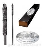 The Noble Collection Varita de personaje de Severus Snape