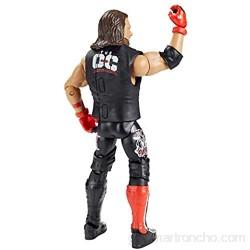 WWE AJ Styles Elite Collection Figura de acción