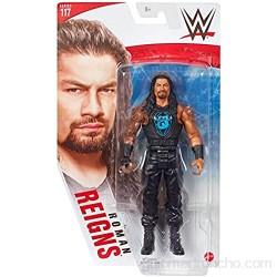 WWE Figura Roman Reigns muñeco articulado de juguete (Mattel GTG20)
