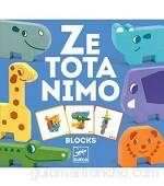 Djeco- Construcción Ze Totanimo Juegos (36434)