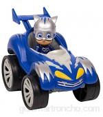 PJ Masks - Vehículo Turbo Racers (GATUNO)