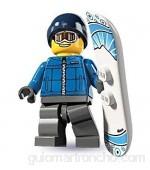 Lego Serie 5 Minifigure - Male Snowboarder