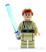 LEGO Star Wars Young Obi-Wan Kenobi Minifigura con Sable de luz de set 75169