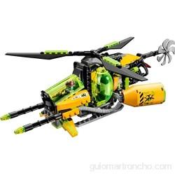LEGO - El Caza tóxico de Toxikita Juego de construcción (70163)