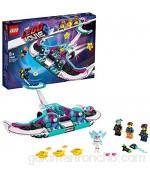 LEGO Movie - Caza Estelar Súper-Caos Nuevo juguete de construcción de Nave Espacial Basado en la Película de LEGO (70849)