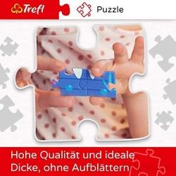 Trefl- Ansicht Von Barcelona Spanien 2000 Teile Premium Quality für Erwachsene und Kinder AB 12 Jahren Puzzels Color Coloreado (27105)