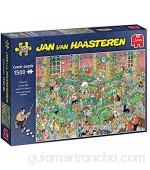Jumbo Puzzel Jan Van Haasteren Chalk Up-1500 stukjes Multicolor (J20026)