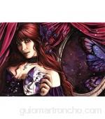 Editions Ricordi 2701N23005 - Puzzle de 500 Piezas del Cuadro Scarlet Gothica:Baile de máscaras