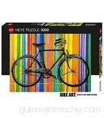 Heye- Freedom Deluxe Puzle Multicolor (HY29541)