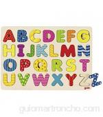 GOKI maderaPuzzles de maderaGOKIAbecedario Puzzle Multicolor (1)