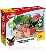 Liscianigiochi Bing Giant Piso 24andiamo Puzzle Multicolor