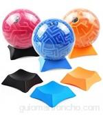 Ogquaton Maze Ball Stand Mini 3D Magic Puzzle Inteligencia e idea Maze Game Toys Base Duro desafío Laberinto Regalos para niños y adultos Base solo Duradero y práctico