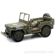 Ak Sport 0301005 - Jeep Militar a Escala 1:32