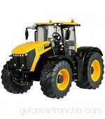 """Britains 43206"""" JCB 8000 Fastrac Tractor Vehículo de maquetas"""