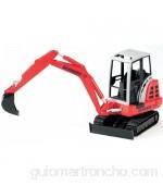 Bruder- VEHICULO Mini-Excavadora SCHAEFF HR16 (2432)