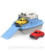 Green Toys - Ferry con mini-coches (FRBA-1038)