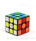 GLBS Competencia Profesional 3x3x3 Magnética Posicionamiento Cubo Mágico De Lucha contra El Palo Groove Puzzle Cubo Sensación Suave Principiante Velocidad del Rompecabezas del Cubo Mágico Juguete