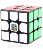 LBFXQ Rubix Cubo 3X3x3 Rompecabezas Juguetes Activa Más Rápido Más Preciso Super-Durable Ejercicio Los Niños De Razonamiento Habilidades para El Aprendizaje Y La Educación De Los Niños
