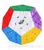 Ludokubo Cyclone Boys Rainbow Megaminx 3x3 - Stickerless