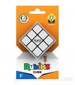 Rubik's Puzle de cubo mágico 3 x 3 cm para niños y adultos