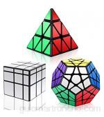 YKL WORLD YIKAILIN046FR - Juego de cubos Multicolor Paquete de 3 cubos