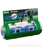 Brio 33970 Tren de Metro y Túnel BRIO Trenes-Vagones-Vehículos Edad Recomendada 3+